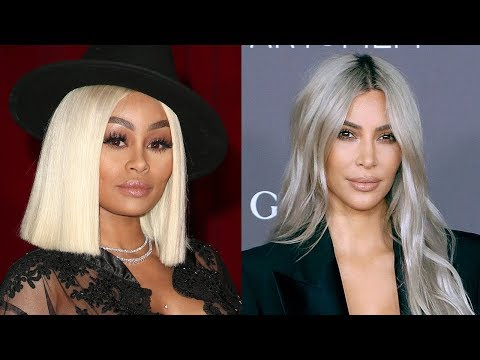Blac Chyna Drops ALL Kardashian Sisters From Lawsuit, EXCEPT Kim & Here