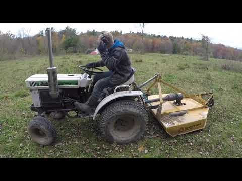 Repeat Bolens HT20 - LED light upgrade by Garden Tractor Boy