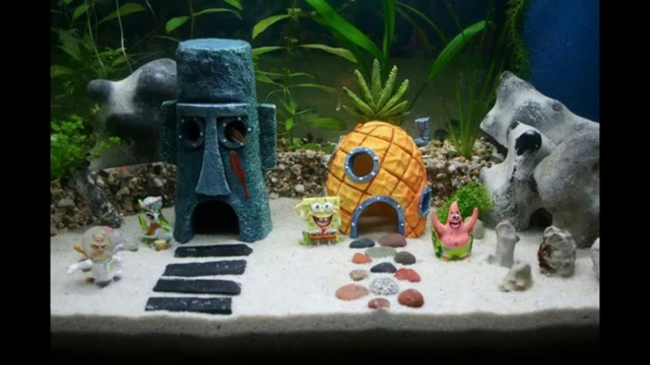 Cool aquarium ornaments - Cool Aquarium Ornaments 2
