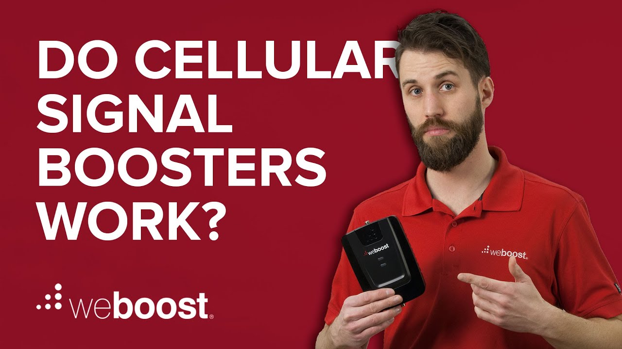 Do Cell Phone Signal Boosters Work? | weBoost