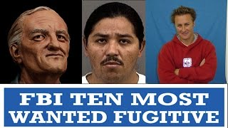 Top 10 Most Wanted People In America