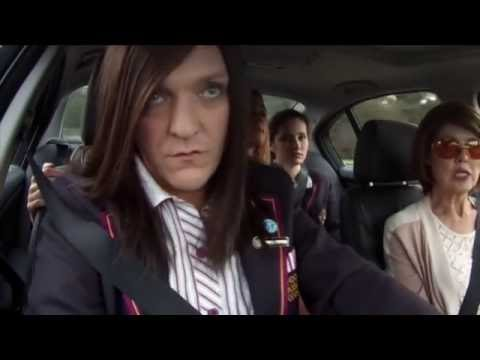 Ja'mie: Private School Girl (DELETED SCENE) - Driving Lesson