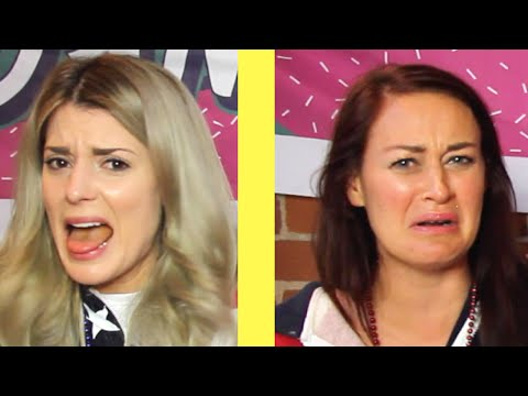 TASTING WEIRD BRAZILIAN ALCOHOL || ft. Grace Helbig and Mamrie Hart