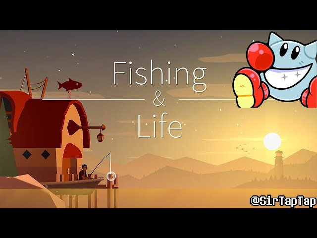 Let's Play Fishing and Life | Chill & Fish