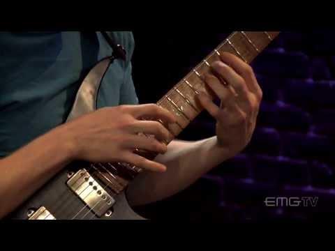 Scale The Summit guitarist, Chris Letchford performs 'Atlas Novus' on EMGtv