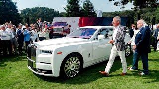 Rolls Royce CEO New Car Collection   Torsten Müller-Ötvös  