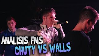 ¿RÉPLICA JUSTA? WALLS vs CHUTY | FMS MADRID