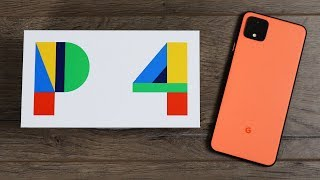 Google Pixel 4 XL Unboxing and Overview - The Best Pixel yet!
