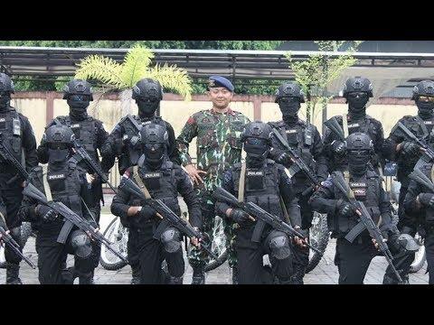Korps Brigade Mobil (Brimob) Kebanggaan Indonesia