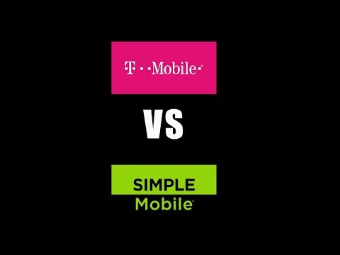 Simple Mobile vs  T Mobile Who Has The Fastest Data Speeds | Note 10+ vs iPhone XS Max WIFI Speeds