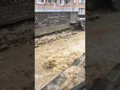 広島市安芸区畑賀 【2018 広島大雨被害】 - YouTube