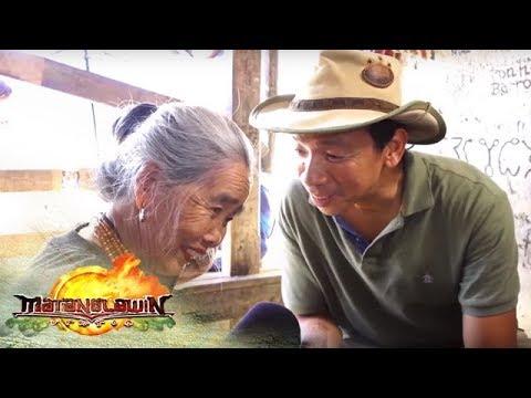 Matanglawin: Kuya Kim's first tattoo and Whang-Od's birthday celebration