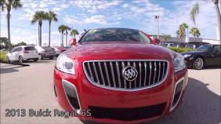Used 2013 Buick Regal GS Near Fort Myers and Estero
