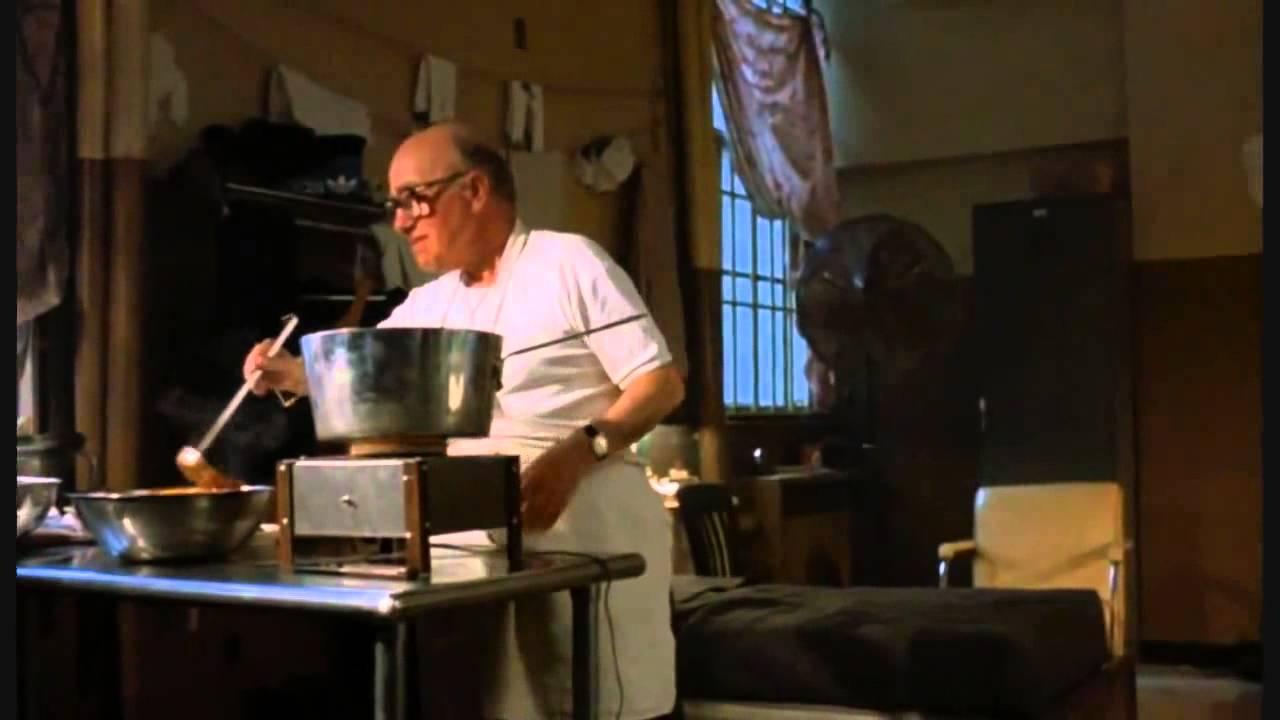 Goodfellas scene Dinner in prison
