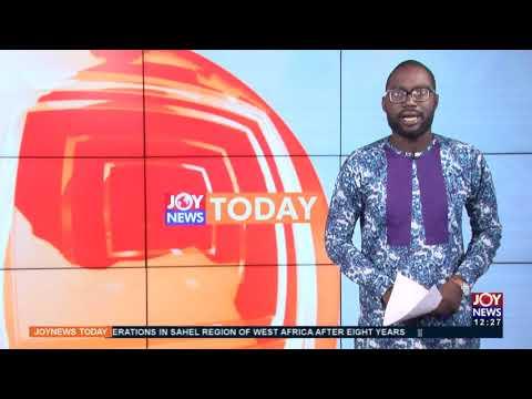 Joy News Today (11-6-21)