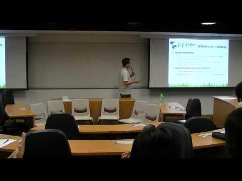 Social Entreprener Talk - Design for Social Innovation (Aug 28, 2010) - Part 3