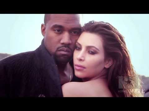 Dreams Do Come True: Kanye West and Kim Kardashian Land Cover of Vogue!
