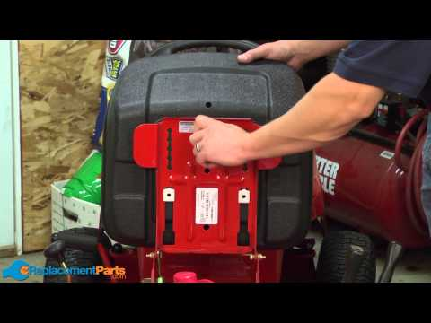 Disabling The Reverse Safety Feature On 2010 Troy Bilt