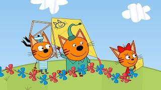 Kid-E-Cats | Kid-E-Kites - Episode 39 | Cartoons for kids