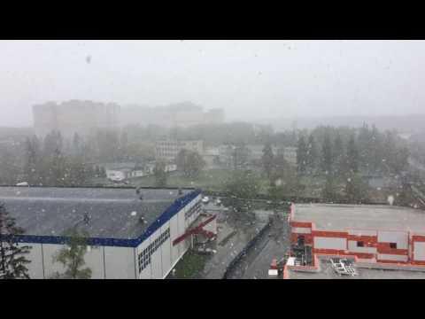 Погода в Москве 8 мая 2017 г.