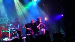 Looptroop - On repeat (live in Athens, Greece 28-04-12)