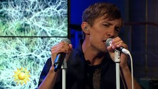 Daniel Adams-Ray - Isabel (Live) - Nyhetsmorgon (TV4)