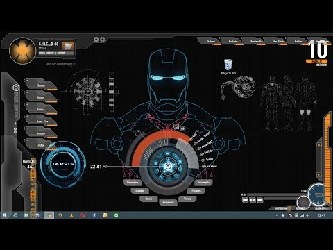 Iron man jarvis desktop theme windows 8 how to download and install jarvis theme for windows 8 publicscrutiny Gallery