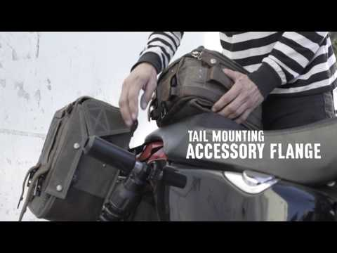 Burly Brand Voyager Luggage