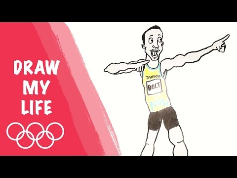 Usain Bolt - Draw My Life