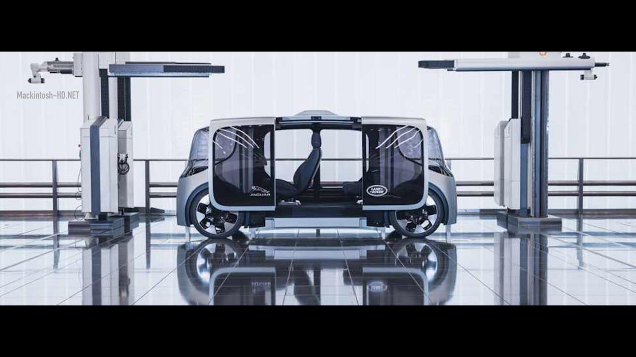 ZOOM AUTO   Project Vector de Jaguar et Land Rover   22 02 2020