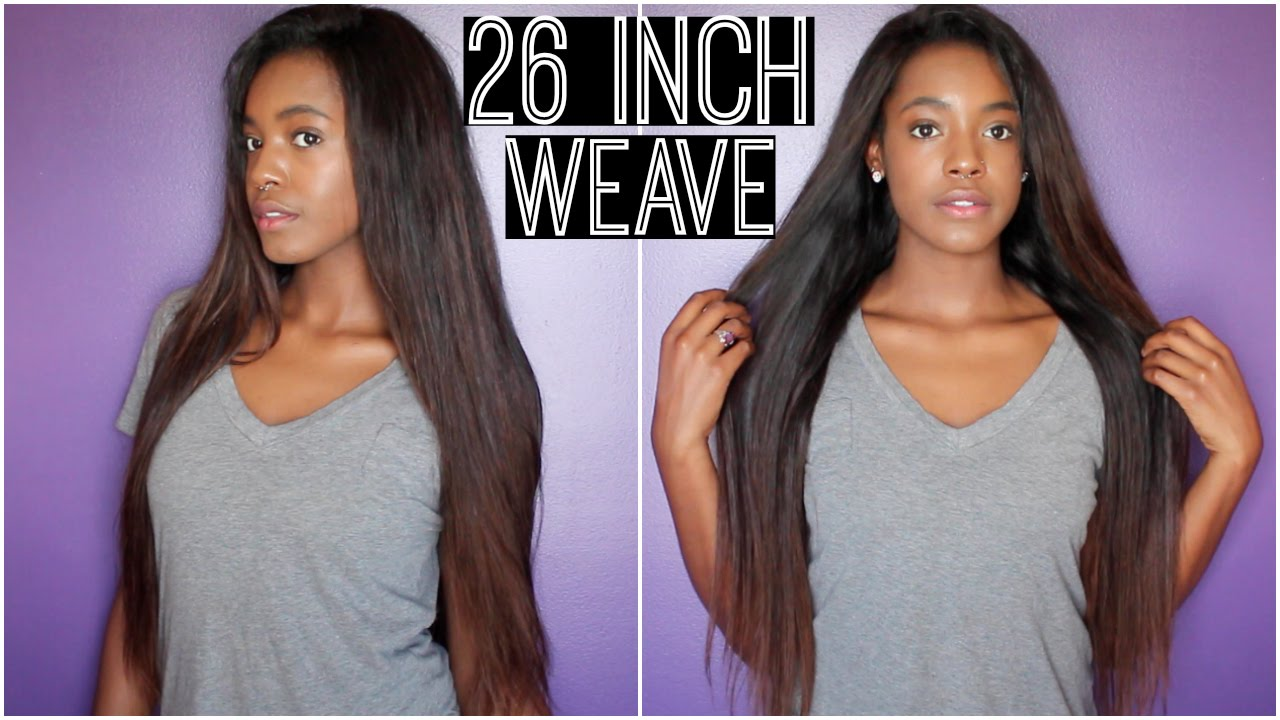 Affordable 26 Inch Aliexpress Initial Virgin Hair Review Install
