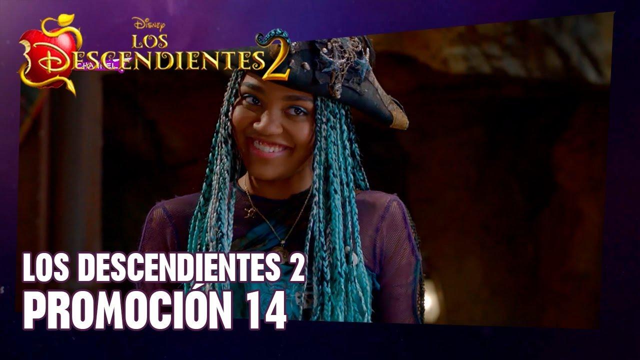 descendientes 2 estreno espana