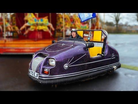 Dodging Traffic: Man Creates A Road Legal Bumper Car