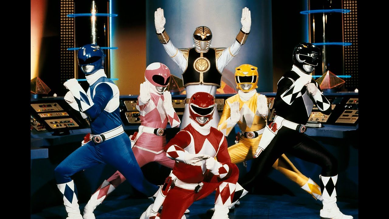Image result for power rangers hd