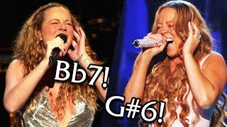 Baixar Mariah Carey - HIGHEST Whistle Note From Each Year! (Live)