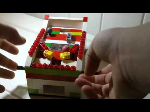 LEGO Pinball Machine|V2| MiNi +Instructions