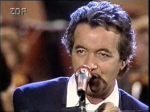 Barry Ryan - Eloise - Wetten Dass 1991 - Bachchor Würzburg