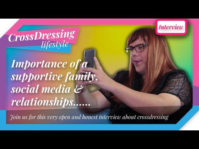 Crossdressing Importance of family social media effect of Rue Pauls Drag Race on perceptions & more!