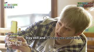 [ENG SUB] Travel the world on EXO's ladder Pre-release Cut 3