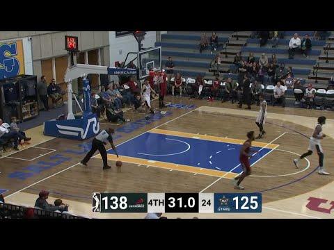 Kadeem Jack (14 points) Highlights vs. Salt Lake City Stars