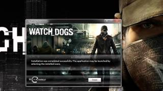How To install Watch Dogs + Update Bad Blood DLC By - RELOADED {HQ}