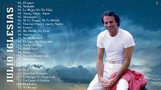Julio Iglesias Greatest Hits ||  Best Songs Julio Iglesias Album 2021