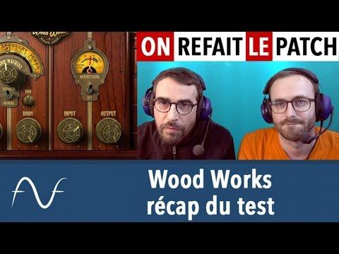 Sound Machine Wood Works : Récap du Test
