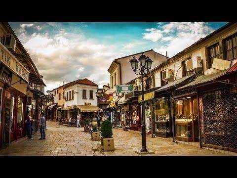 The Old Bazaar Skopje, Стара чаршија, Çarshia e Vjetër