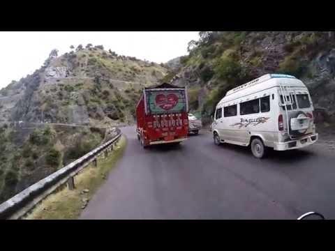 Patnitop to Srinagar - Part 1