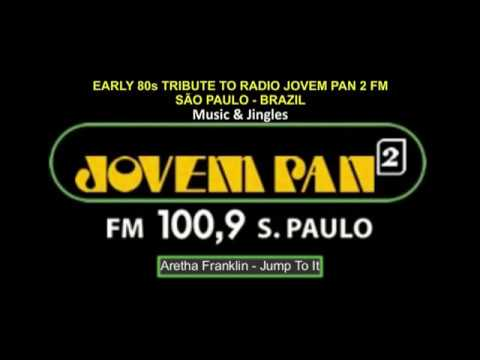 Jovem Pan 2 FM - Tribute Early 80s - Music & Jingles