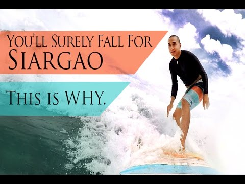 You'll Surely Fall For Siargao, This Is Why!   Travel Lab Ep1pt1