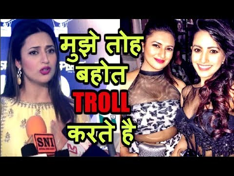Divyanka Tripathi Reacts On TROLLERS On Social Media