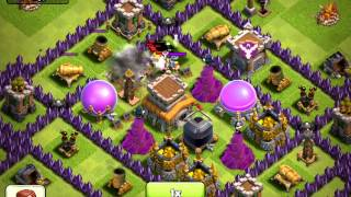 Clash of Clans: The n00b Trap - Success