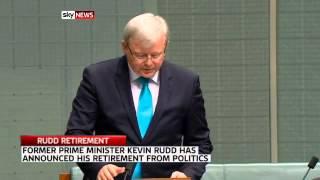 Labor leader Bill Shorten furious at Kevin Rudd's retirement ambush